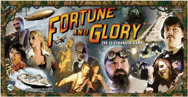 Fortune and Glory tabletop game