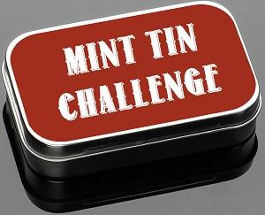 Mint Tin Challenge